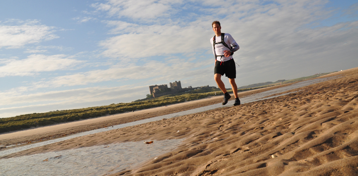 Northumberland Marathon with Endurancelife