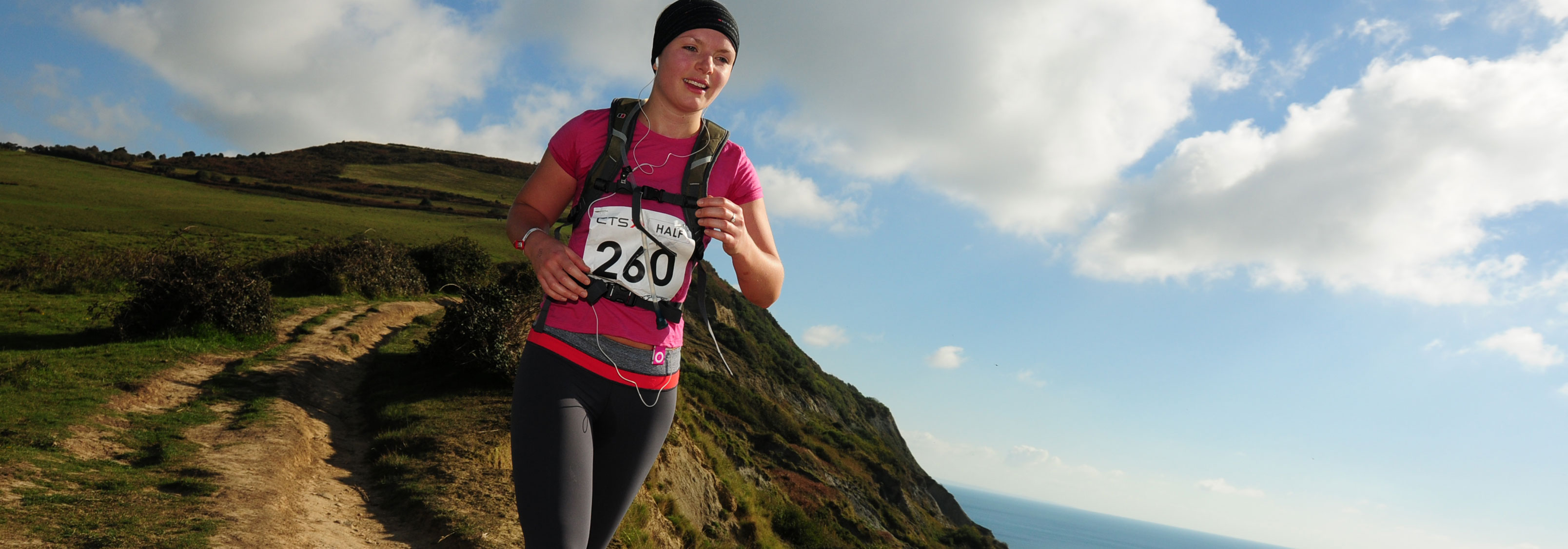 Anglesey half marathon with Endurancelife