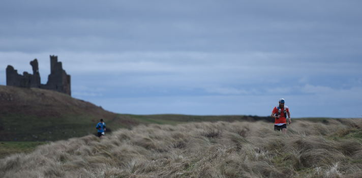 Coastal Northumberland Ultra Marathon with Endurancelife