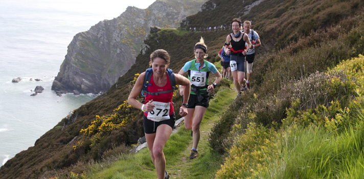 Heddon Valley Exmoor Marathon with Endurancelife