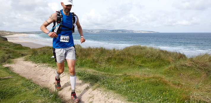 Ultra Trail Marathon with Endurancelife