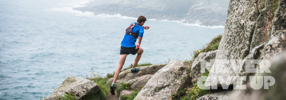 Coastal Trail Running UK with Endurancelife