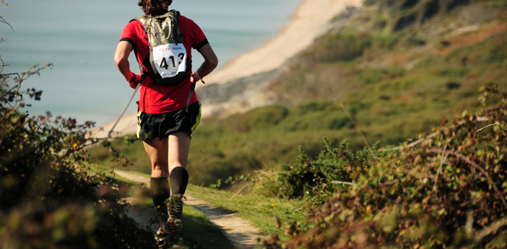 Lulworth Cove Marathon with Endurancelife